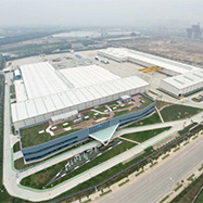 博思格建筑系统(西安)有限公司投资建设8.4万吨钢结构及绿色建材生产线项目