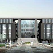 河北师范大学图书馆、博物馆、公共教学楼